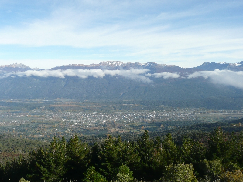 The Piltriquitron mountain, Argentina, Argentina