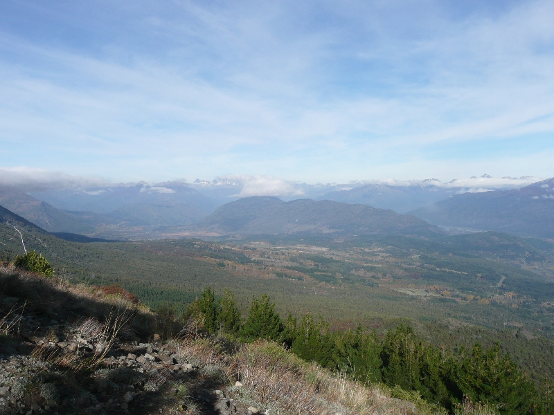 Photos from the Piltriquitron mountain, Argentina