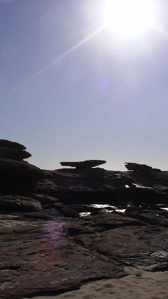 Photos of Mushroom Rock, Australia, Kalbarri Australia