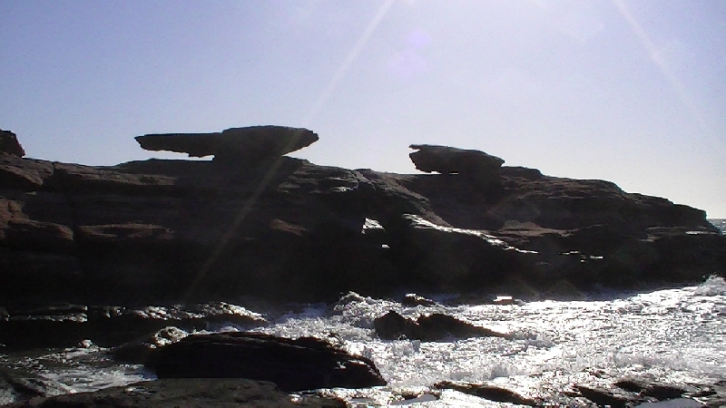 Photos of Mushroom Rock, Kalbarri, Australia