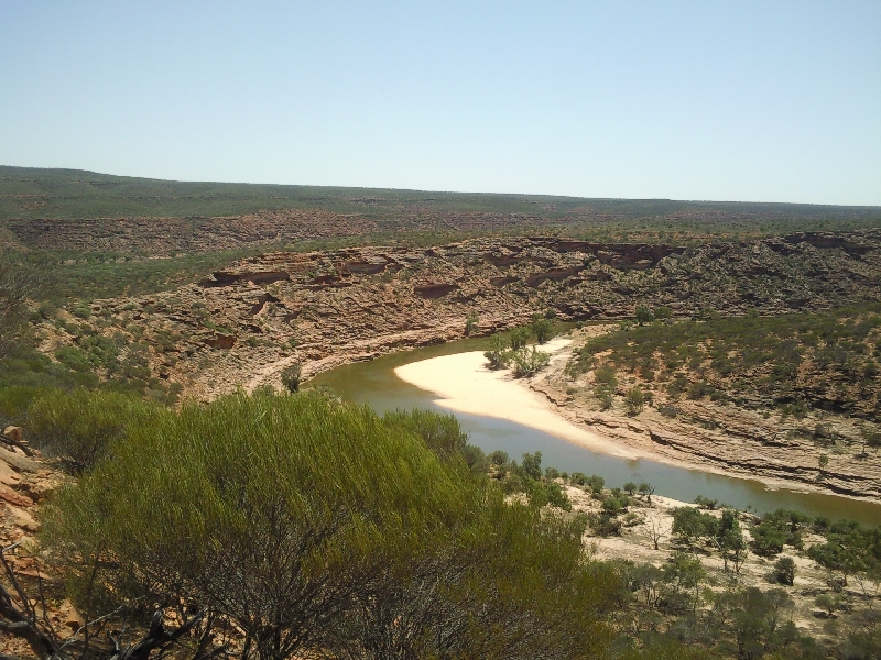 Kalbarri Australia Photos from The Loop viewpoint, Kalbarri