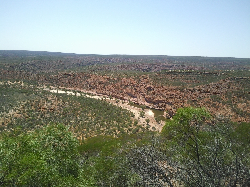 Photos of the Kalbarri National Park, Australia