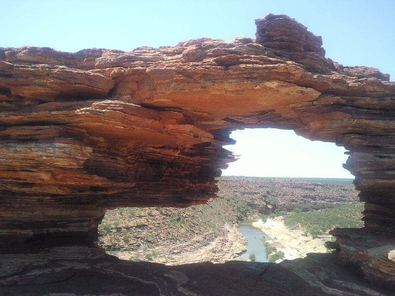 Photos of Nature's Window, Kalbarri, Australia