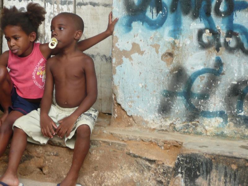 Pictures of the Rocinha favela in Rio de Janeiro, Brazil