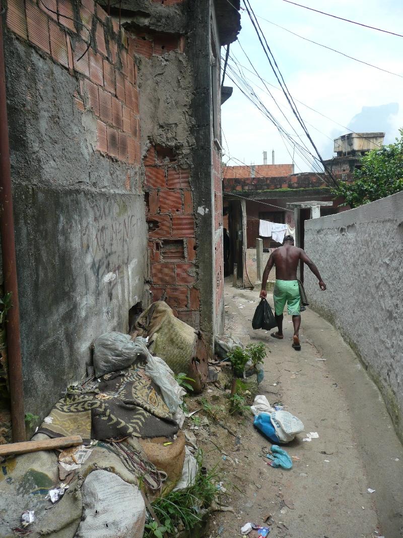 Pictures inside Rocinha, Rio de Janeiro, Brazil