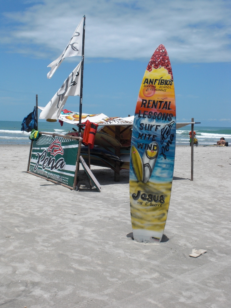Surf lessons and board hire in Jeri, Brazil, Jijoca de Jericoacoara Brazil