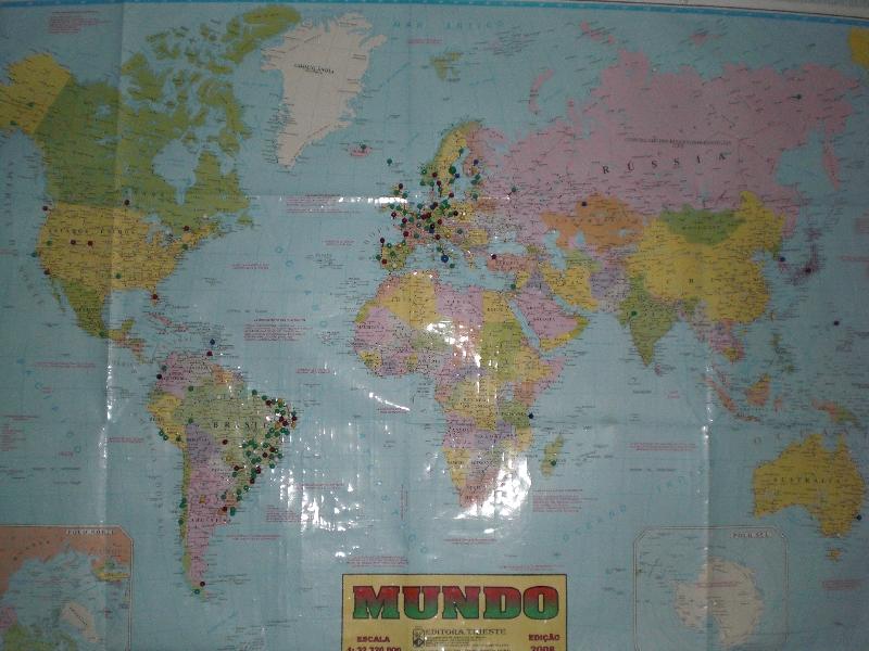 Mappa do Mundo, Olinda, Brazil, Brazil