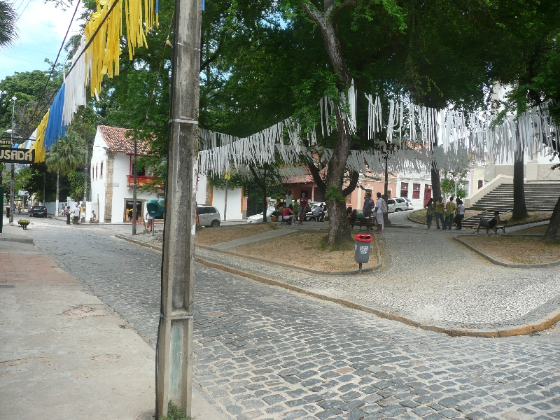 The Carnival cities of Recife and Olinda Brazil Vacation Picture