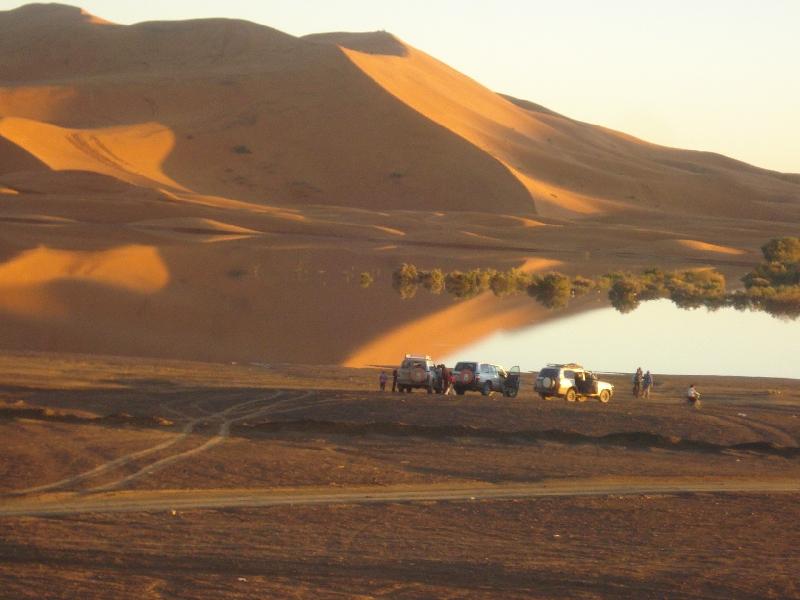 Sahara Desert Mhamid