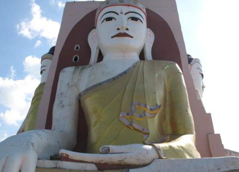 Buddha statues of Yangon, Myanmar, Myanmar