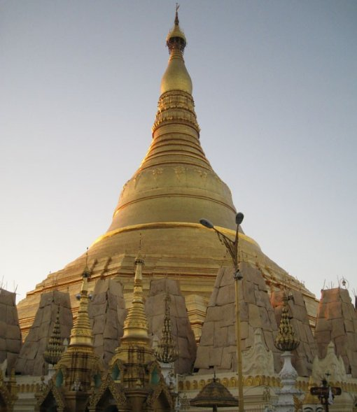 Photos of the Shwedagon pagoda in Yangon Myanmar Album Photos