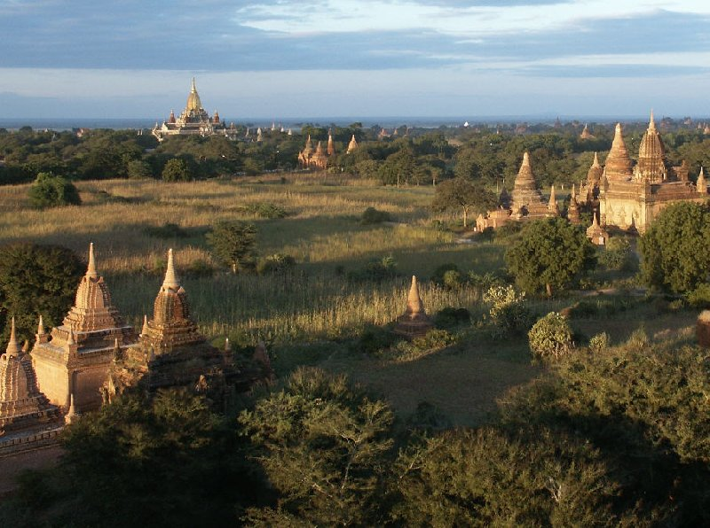 Trip to Bagan in Myanmar, Myanmar