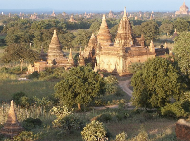 Excursion of The Pagoda's of Bagan, Myanmar, Myanmar