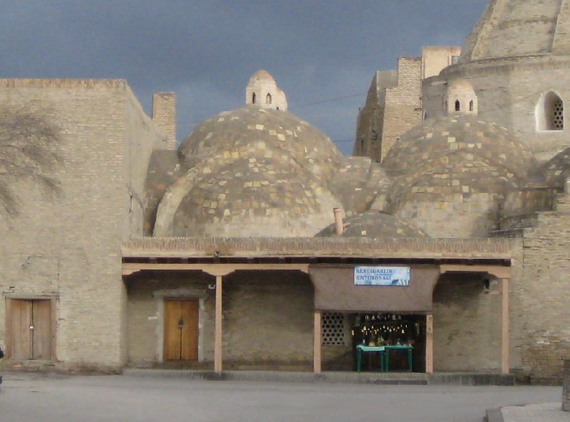 Photos of the historical centre of Bukhara, Uzbekistan Bukhara Province