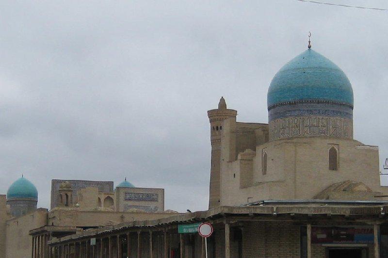 Bukhara on the Silk Road in Uzbekistan, Bukhara Province Uzbekistan
