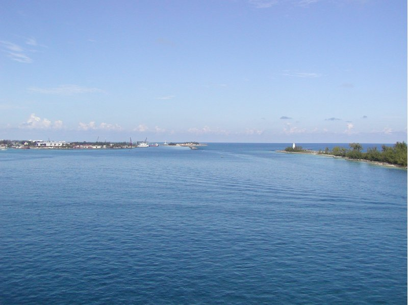 Cruise from Florida to the Bahamas, Freeport Bahamas