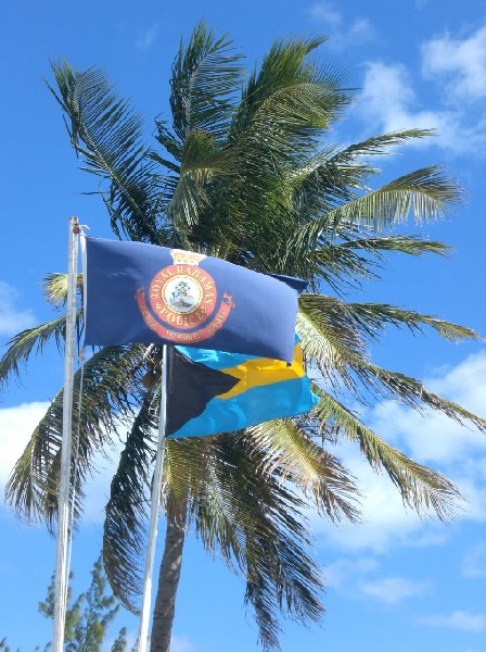 Flag of the Bahama's, Bahamas