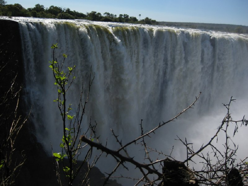 Photos of the Victoria Falls, Zimbabwe, Victoria Falls Zimbabwe