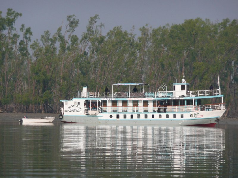 Cruise through the Sundarbans National Park, Bangladesh, Bangladesh