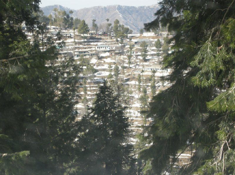 Photos of the Murree Hills in Pakistan, Murree Pakistan