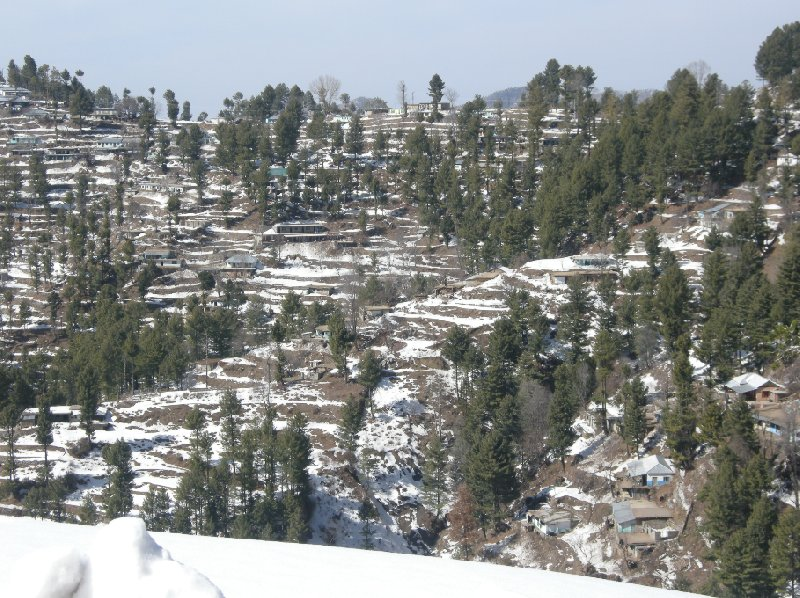 Murree Hill Station, Pakistan, Pakistan