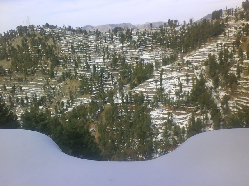 Pictures of the Murree Hills in Pakistan, Murree Pakistan