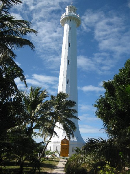 Photos of the Amédée lighthouse, Nouméa, New Caledonia, New Caledonia