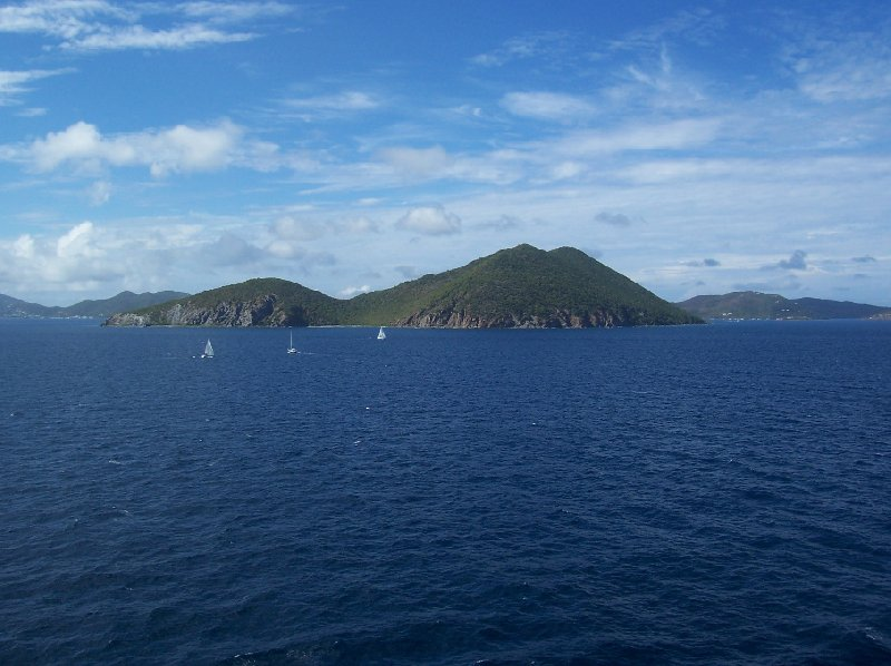 Pictures of the British Virgin Islands, Lesser Antilles Road Town