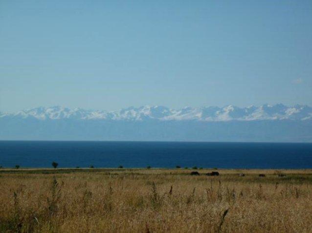 Trip to Issyk Kul Lake, Kyrgyzstan, Kyrgyzstan
