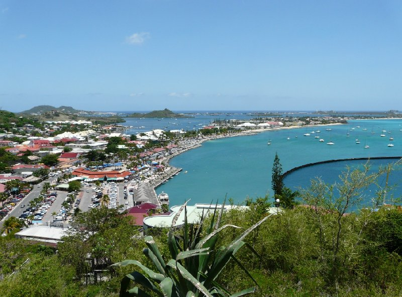 Pictures of Simpson Bay, Sint Maarten, Netherlands Antilles