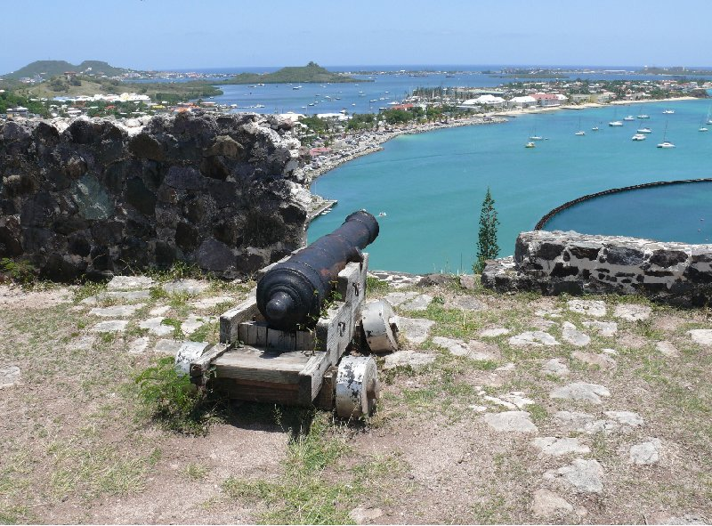 Photos of Fort Louise, St Martin, Netherlands Antilles