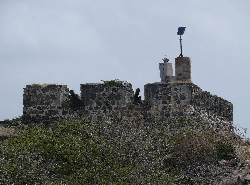 Photos of Fort Amsterdam, Sint Maarten, Netherlands Antilles