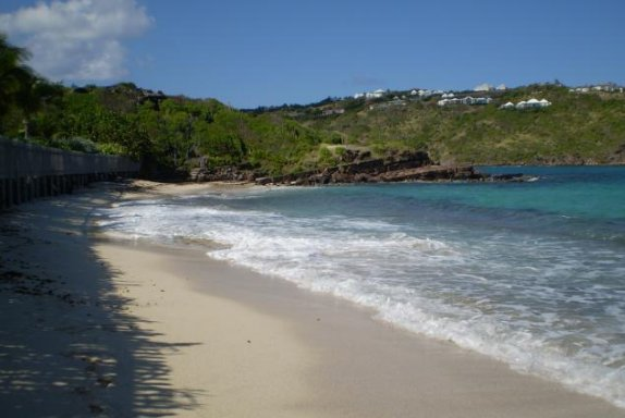 Beach holiday, Saint Barthelemy, Saint Barthelemy