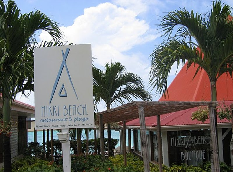 Pictures of Nikki Beach, Saint Barthelemy, Saint Barthelemy