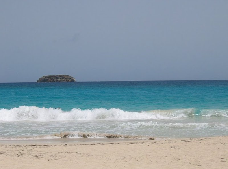 Pictures of Saline Beach, Saint Barthelemy, Saint Barthelemy