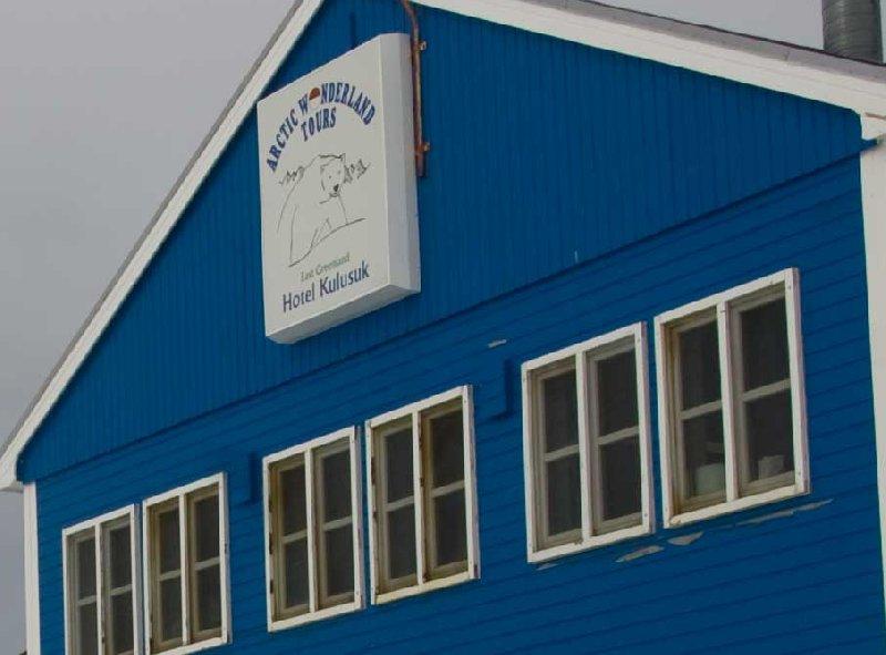 Kulusuk Hotel in Greenland, Greenland