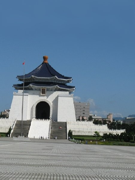 Photos of The National Chiang Kai-shek Memorial Hall , Taipei City Taiwan