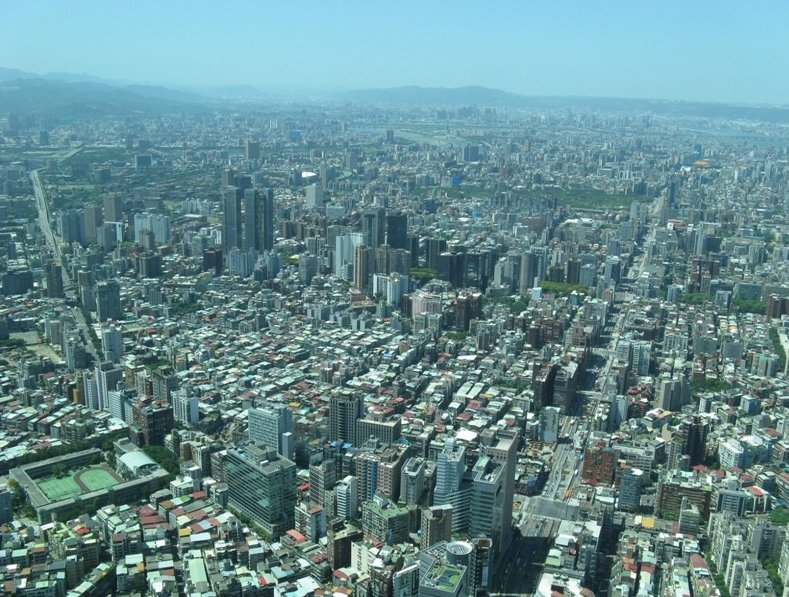 Pictures from the Taipei 101, Taiwan, Taiwan