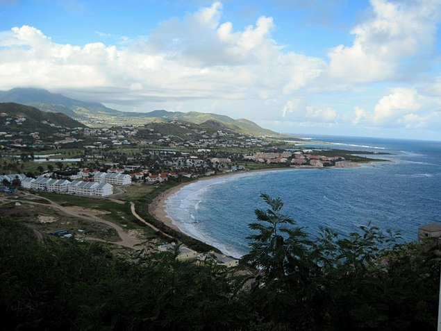 Panoramic photos of Saint Kitts and Nevis, Basseterre Saint Kitts and Nevis