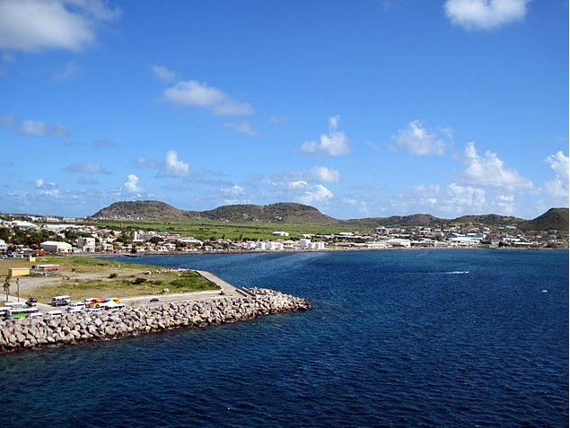 Holiday on Saint Kitts and Nevis, Basseterre Saint Kitts and Nevis