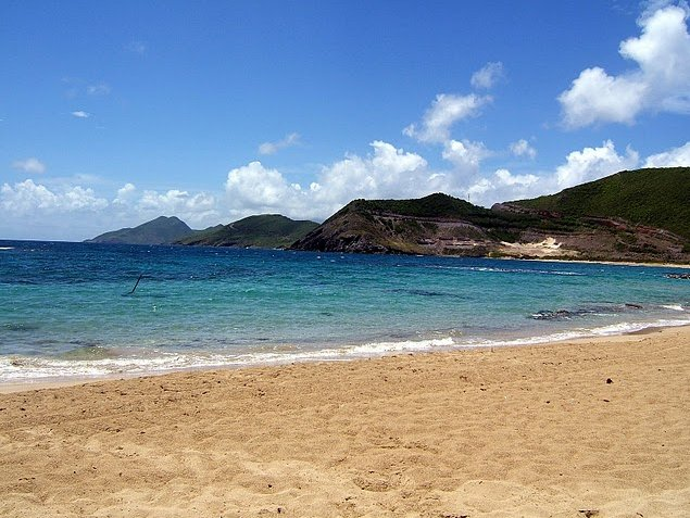 Pictures of the beaches of Saint Kitts and Nevis, Saint Kitts and Nevis