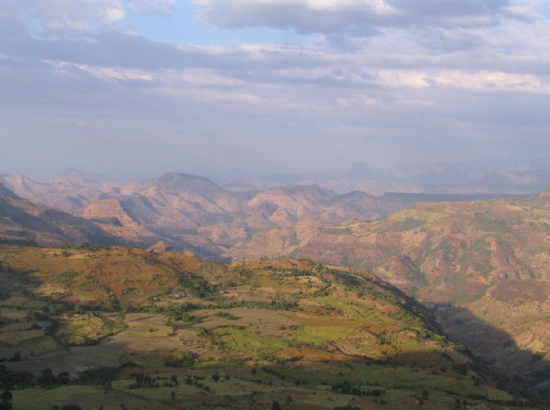 Gondar Ethiopia Pictures of Simien Mountains NP, Ethiopia