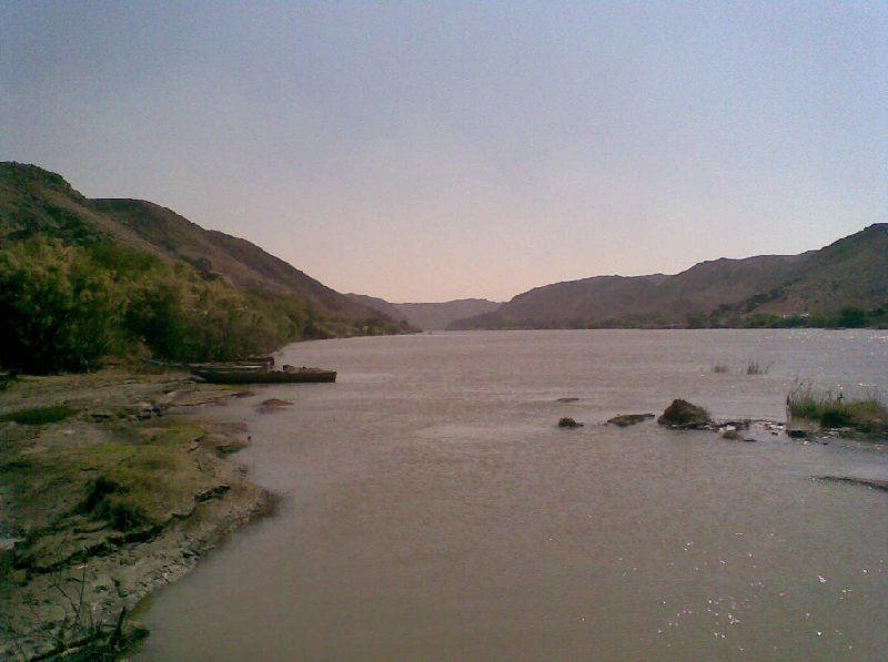 Photos of the Nile River is Sudan, Sudan