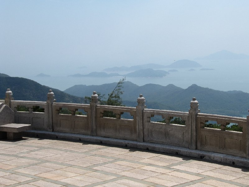 Pictures of the Ngong Ping platform, Hong Kong, Hong Kong