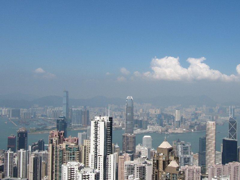 Victoria's Peak Hong Kong Pictures, Hong Kong
