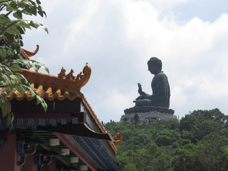 Pictures of the Tian Tan Buddha, Hong Kong, Hong Kong