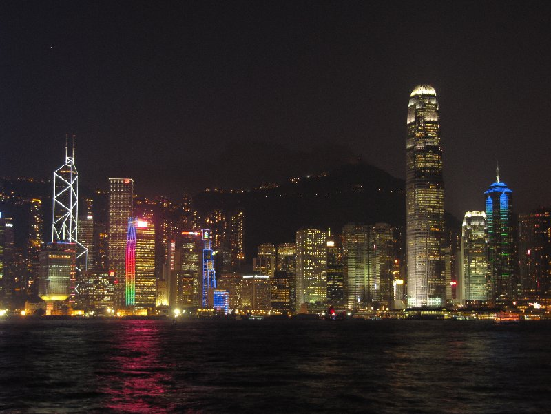 Pictures of the Hong Kong Skyline, Hong Kong