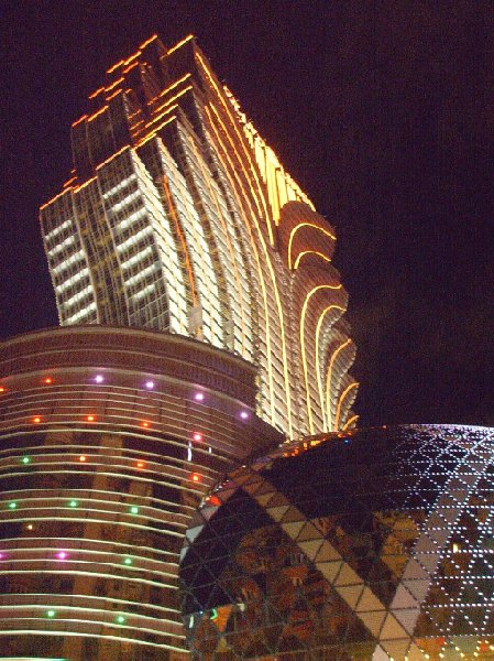 The casino's in Macau, Asia, Macao