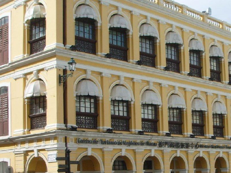 Centro de Turismo de negocios de Macao, Macao