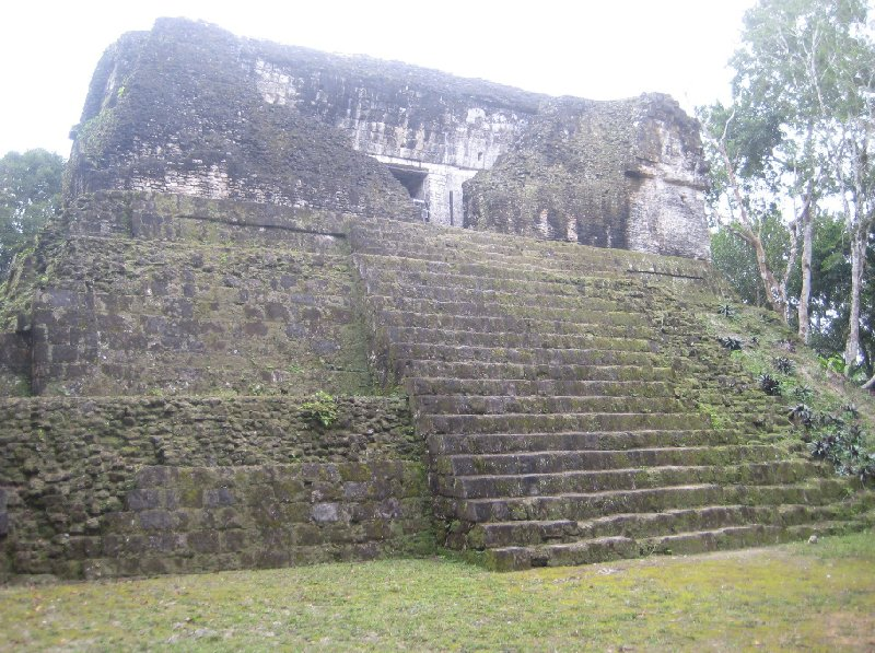 Pictures of the Mayan Ruins of the Tikal National Park, Guatemala, Guatemala